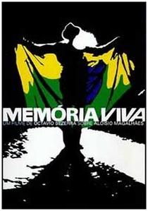 Memória Viva - Poster / Capa / Cartaz - Oficial 1
