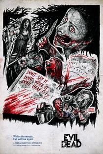A Morte do Demônio - Poster / Capa / Cartaz - Oficial 5
