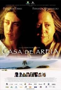 Casa de Areia - Poster / Capa / Cartaz - Oficial 2