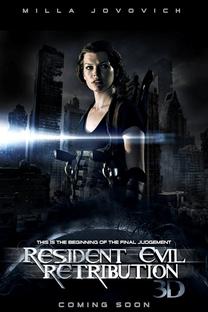 Resident Evil 5: Retribuição - Poster / Capa / Cartaz - Oficial 11