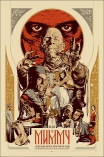 A Múmia - Poster / Capa / Cartaz - Oficial 6