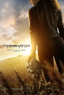 O Exterminador do Futuro: Gênesis - Poster / Capa / Cartaz - Oficial 1