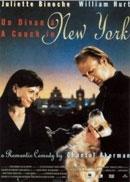Um Divã em Nova York - Poster / Capa / Cartaz - Oficial 2