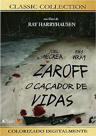 Zaroff, o Caçador de Vidas - Poster / Capa / Cartaz - Oficial 4