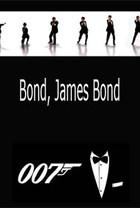 Bond, James Bond - Poster / Capa / Cartaz - Oficial 1