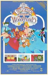 Os Ursinhos carinhosos no País das Maravilhas - Poster / Capa / Cartaz - Oficial 1