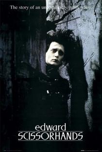 Edward Mãos de Tesoura - Poster / Capa / Cartaz - Oficial 5