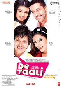De Taali - Poster / Capa / Cartaz - Oficial 1