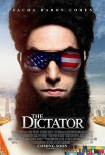 O Ditador - Poster / Capa / Cartaz - Oficial 5