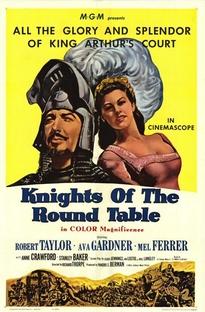Os Cavaleiros da Távola Redonda  - Poster / Capa / Cartaz - Oficial 1