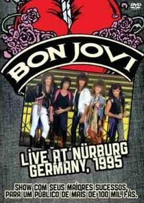 Bon Jovi - Live At Nürburg (Germany 1995) - Poster / Capa / Cartaz - Oficial 1