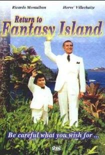 Retorno à Ilha da Fantasia - Poster / Capa / Cartaz - Oficial 1