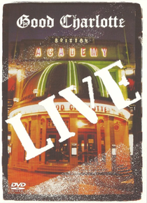 Good Charlotte: Live at Brixton Academy - Poster / Capa / Cartaz - Oficial 1