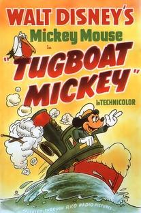 O Rebocador do Mickey - Poster / Capa / Cartaz - Oficial 2