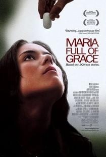 Maria Cheia de Graça - Poster / Capa / Cartaz - Oficial 1