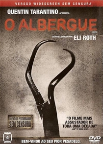 O Albergue - Poster / Capa / Cartaz - Oficial 1
