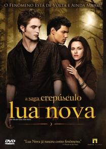 A Saga Crepúsculo: Lua Nova - Poster / Capa / Cartaz - Oficial 1