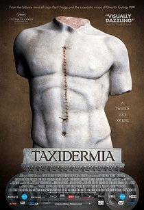 Taxidermia - Poster / Capa / Cartaz - Oficial 1