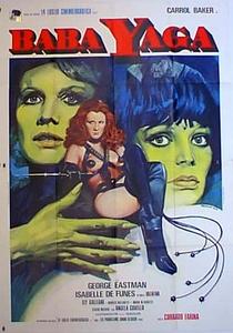 Baba Yaga - Poster / Capa / Cartaz - Oficial 3