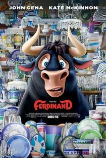 O Touro Ferdinando - Poster / Capa / Cartaz - Oficial 4