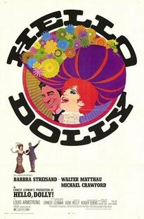 Alô, Dolly! - Poster / Capa / Cartaz - Oficial 1