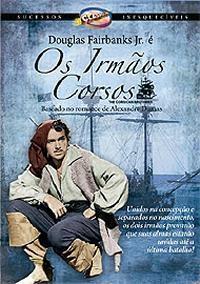 Os Irmãos Corsos - Poster / Capa / Cartaz - Oficial 2