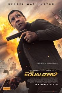 O Protetor 2 - Poster / Capa / Cartaz - Oficial 1