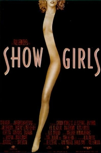 Showgirls - Poster / Capa / Cartaz - Oficial 2