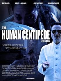 A Centopéia Humana - Poster / Capa / Cartaz - Oficial 2