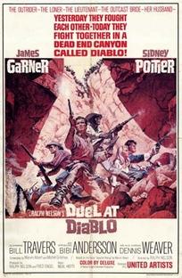 Duelo em Diablo Canyon - Poster / Capa / Cartaz - Oficial 2