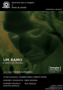 Um Ramo - Poster / Capa / Cartaz - Oficial 1