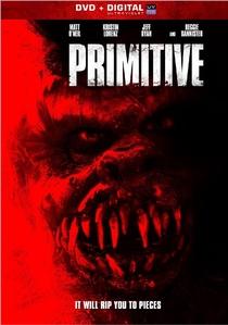 Primitivo - Poster / Capa / Cartaz - Oficial 2