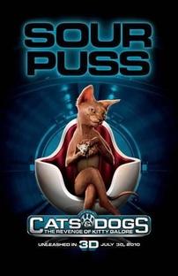 Como Cães e Gatos 2: A Vingança de Kitty Gallore - Poster / Capa / Cartaz - Oficial 8