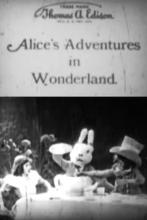 Alice's Adventures in Wonderland - Poster / Capa / Cartaz - Oficial 1