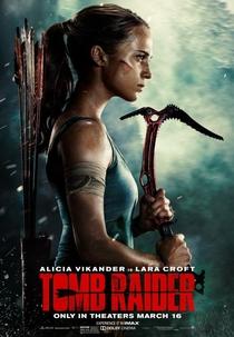 Tomb Raider: A Origem - Poster / Capa / Cartaz - Oficial 1