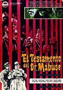 O Testamento do Dr. Mabuse - Poster / Capa / Cartaz - Oficial 6
