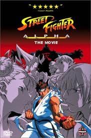 Street Fighter Alpha: O Filme - Poster / Capa / Cartaz - Oficial 1
