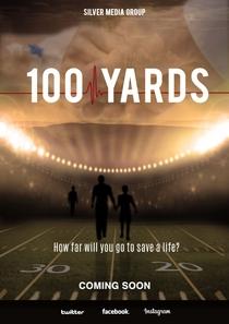 100 Yards - Poster / Capa / Cartaz - Oficial 1