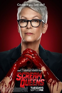 Scream Queens (1ª Temporada) - Poster / Capa / Cartaz - Oficial 16