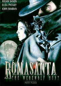 Romasanta - A Casa da Besta - Poster / Capa / Cartaz - Oficial 1