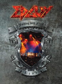 Edguy - Fucking With F*** (Live) - Poster / Capa / Cartaz - Oficial 1