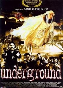 Underground - Mentiras de Guerra - Poster / Capa / Cartaz - Oficial 6