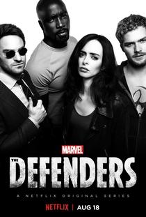 Os Defensores (1ª Temporada) - Poster / Capa / Cartaz - Oficial 3