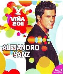 Alejandro Sanz - Festival De Viña Del Mar - Poster / Capa / Cartaz - Oficial 1