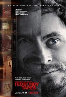 Conversando Com um Serial Killer: Ted Bundy - Poster / Capa / Cartaz - Oficial 1