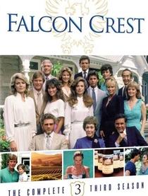 Falcon Crest (3ª Temporada) - Poster / Capa / Cartaz - Oficial 1