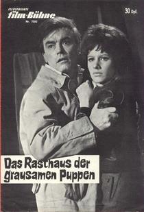 Das Rasthaus der grausamen Puppen - Poster / Capa / Cartaz - Oficial 1