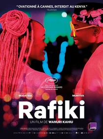 Rafiki - Poster / Capa / Cartaz - Oficial 3