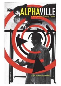 Alphaville - Poster / Capa / Cartaz - Oficial 1