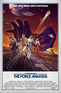 Star Wars: O Despertar da Força - Poster / Capa / Cartaz - Oficial 26